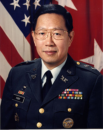 John Fugh - Major General John Liu Fugh 33rd Judge Advocate General of the United States Army