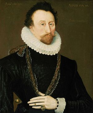 Sea Dogs - John Hawkins was a Sea Dog in the 1560s.