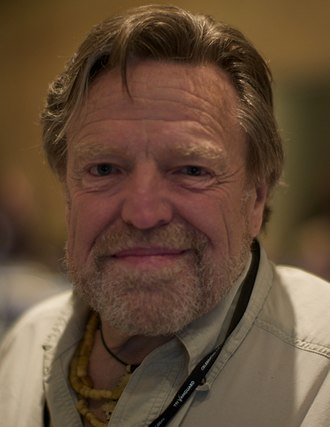 John Perry Barlow - Barlow in August 2012