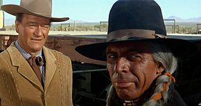 John Wayne, Michael Pate