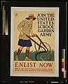 Join the United States school garden army - Enlist now LCCN2002719431.jpg