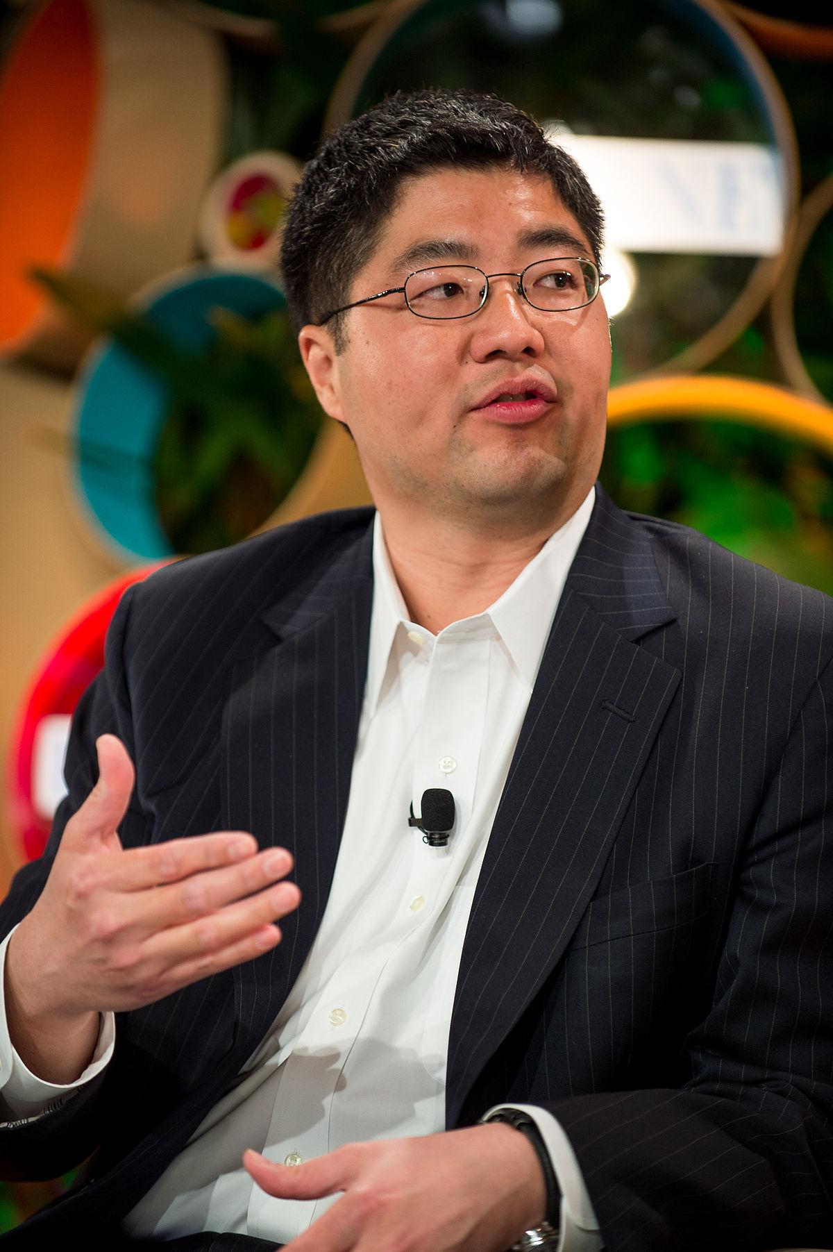 Jonathan Hsu Wikipedia
