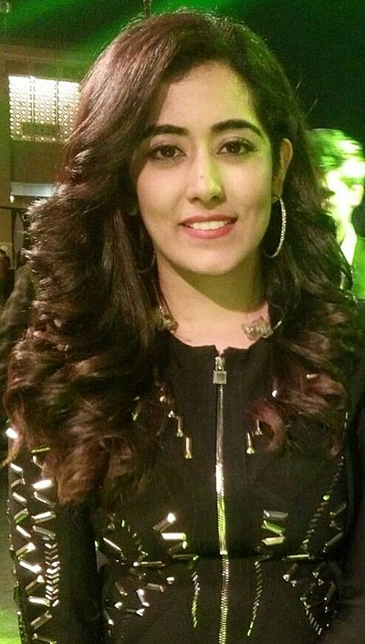 Picture of a band or musician: Jonita Gandhi
