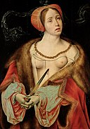 Joos van Cleve - The Death of Lucretia.jpg