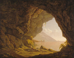 Cavern, near Naple