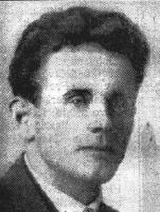 Josip Primožič - Image: Josip Primožič