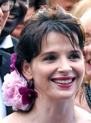 Brazilians in France - Image: Juliette Binoche 2009