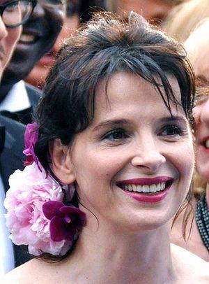 Schauspieler Juliette Binoche