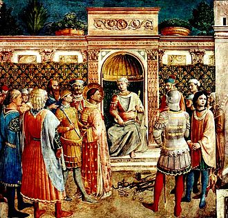 Persecution of Christians in the Roman Empire - The trial of Justin Martyr