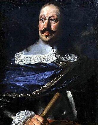 Mattias de' Medici - Another portrait of Mattias by Sustermans.