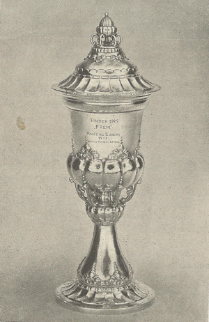 KBUs Pokalturnering - Image: KB Us Pokalturnering 2nd trophy won by Boldklubben af 1893
