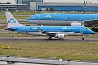 PH-EXH - E75S - KLM