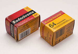 Eastman Kodak Kodachrome 64 Films