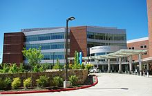 Kaiser Westside Medical Center entrance June 2013.JPG