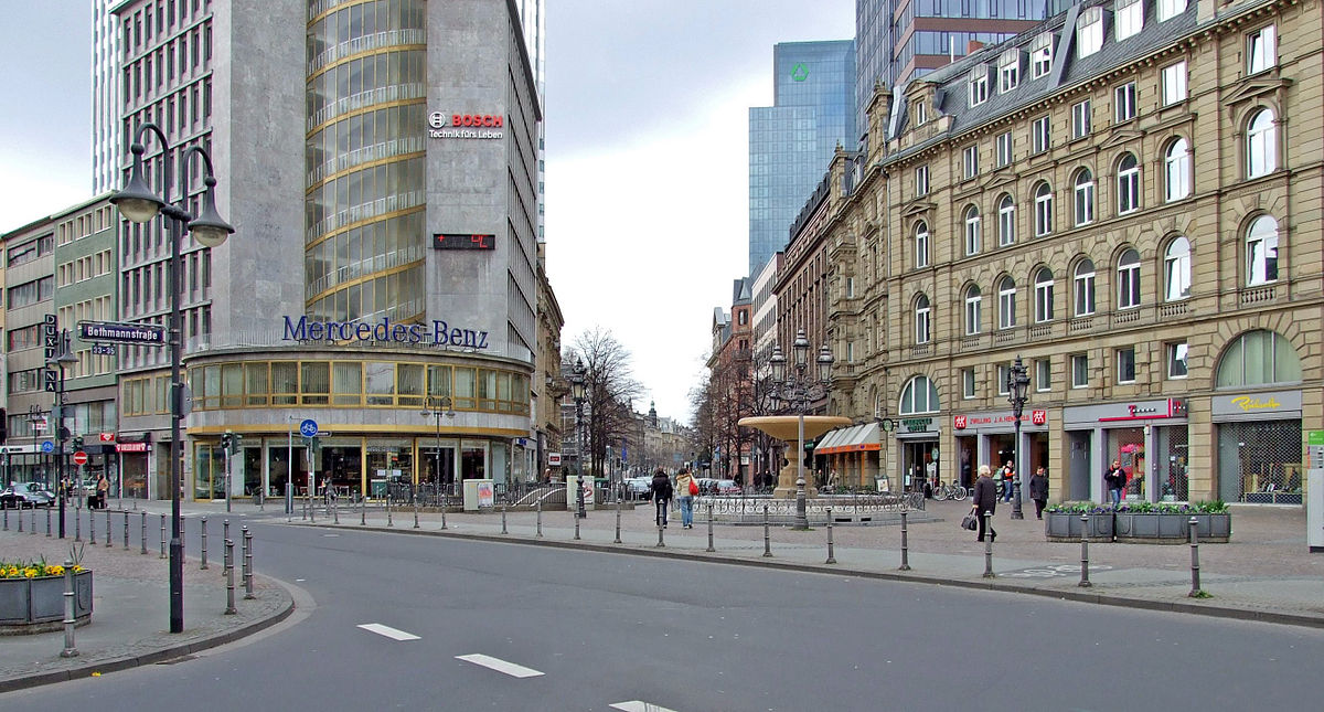 kaiserplatz frankfurt am main wikipedia. Black Bedroom Furniture Sets. Home Design Ideas