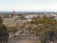 Kalgoorlie Town View