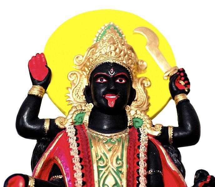 Hindouisme 687px-Kali_002