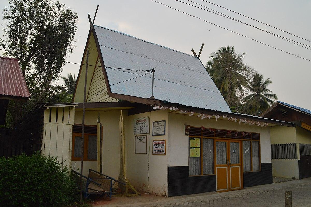 Benawa Tengah, Barabai, Hulu Sungai Tengah - Wikipedia