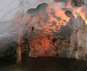 Karain Cave - Second chamber