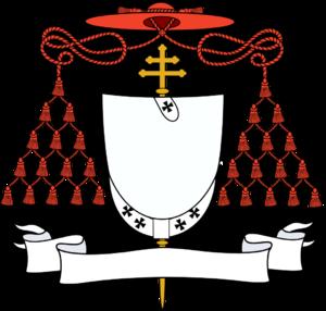 Rosalio José Castillo Lara - Image: Kardinalpallium