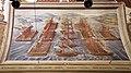 Karel van mander e aiuti, sala di fetonte, 1574-77, flotta alla battaglia di lepanto 02.jpg
