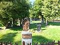 Karpacz - Świątynia Wang, cmentarz przykościelny DSCF8851.jpg