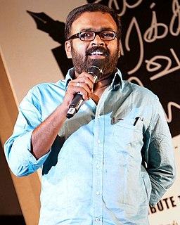 Karu Pazhaniappan Indian film director (born 1972)