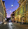 Katariinankatu street at Christmas time - Marit Henriksson.jpg