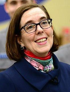 Kate Brown 38th Governor of Oregon