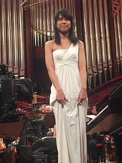 Kate Liu American pianist