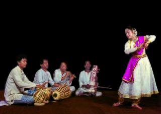 Kathak Indian classical dance