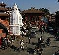 Kathmandu-Durbar Square-28-Kamadev-Shiva Parvati Mandir-2007-gje.jpg