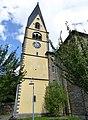 Katholische Pfarrkirche St. Petrus und Marcelinus, Westturm (2).JPG