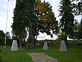 Katzenfurt, Denkmal für die gefallenen der beiden Weltkriege.JPG