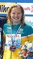 Kazan 2015 - Victory Ceremony 400m freestyle W (Jessica Ashwood cropped).JPG
