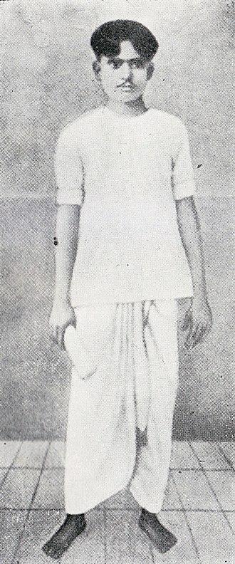 Kazi Nazrul Islam - Nazrul at his early age