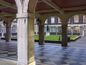 Guy's Campus - Image: Kcl guys campus