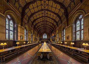 Keble College, Oxford - Keble Hall