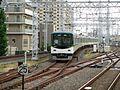 Keihan Kuzuha Station platform - panoramio (3).jpg