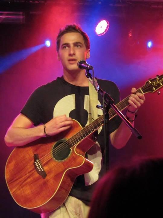 Kendall Schmidt concert in Mannheim