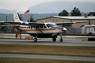 Kenmore Air - Kenmore Air Express Cessna 208 Caravan