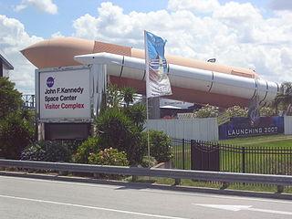 NASA Causeway Bridge in Florida, United States of America