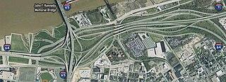 Kennedy Interchange interchange in Kentucky