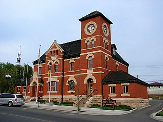 Kenora - Kenora City Hall