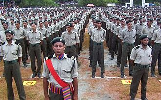 National Development Front - NDF Freedom Parade 2006