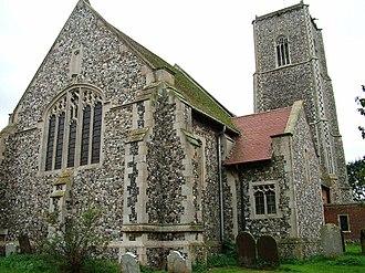 Kessingland - Church of St Edmund, Kessingland