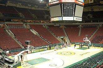 KeyArena - Image: Key Arena