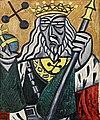 King of Clubs (Rozanova, 1915).jpg