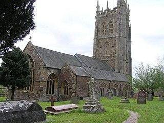 Kingston St Mary farm village in the United Kingdom