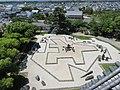 Kishiwada Castle Hachijin no niwa garden.jpg